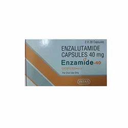 Enzamide 40 mg Enzalutamide Capsule