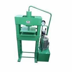 Medium Duty Chappal Making Machine