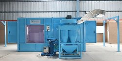 Powder Coating Paint Booths