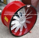 Industrial Tube Axial Fan