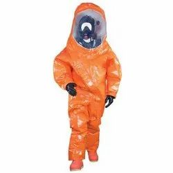 Chemical Safety Pressure Suit