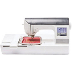 Nv 750 Embroidery Logo Machine