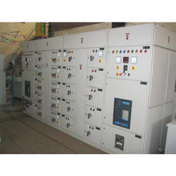 Mild Steel Sheet Power Control Centre Panel
