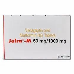 JALRA - M  50/1000 TABLET