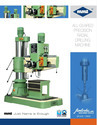 High Performance Radial Drilling Machine