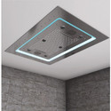 Stainless Steel Rectangular Oyster Ceiling Showers