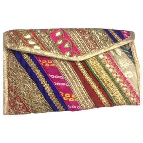 e860dc7c660 Designer Clutches And Purse - Ladies Ethnic Clutch Manufacturer from ...