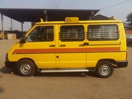 52f72b8f3e4 Tata Winger School Van 17+1 Std Seater