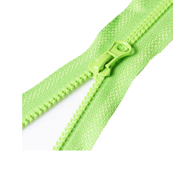 Plastic Molded Zippers