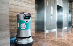 Service Robots for Hotels / Hospital / Industry /Agriculture