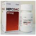 Hepcidac 60 MG Tablets