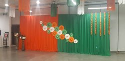 Corporate Celebrations Republic Day Function Decoration