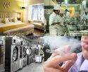 Hotel, Restaurant and Banquet Air Purifier System by Aeolus