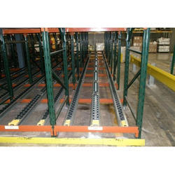 Gravity Flow Pallet Racking System