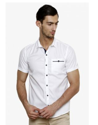 ba7b2f1394b Mens Cotton Half Sleeve Shirt