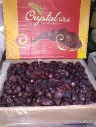 Crystal Mozafati Dates