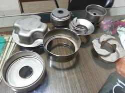 krishna Stainless Steel Sheet Metal Pressed Components, Packaging Type: Box, Size: Upto 1200 Mm