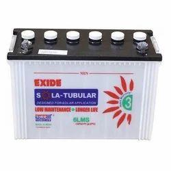 Exide 6Lms120l Solar Batteries