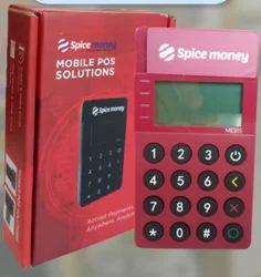 Spice Money mPOS Swipe Machine