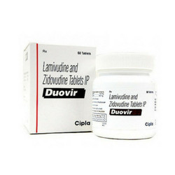 Duovir Lamivudine And Zidovudine Tablets