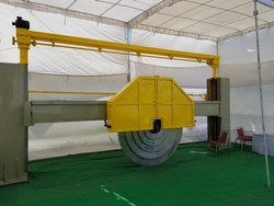 Granite Mullty cutter  Cutting Machine
