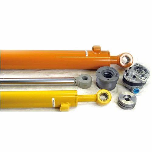 Backhoe Loader Hydraulic Cylinder