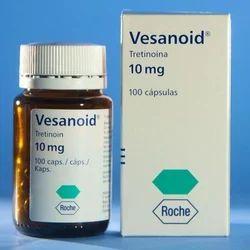 Vesanoid Tretinoin Capsules