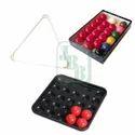 JBB Snooker Ball Set