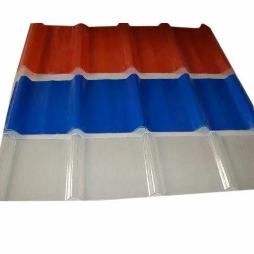 Frp Polyester Fiberglass Sheet, Thickness: 2mm