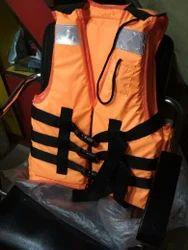Polyester & EPE Foam Life Jacket
