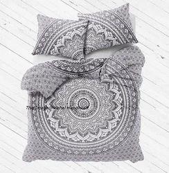 Ombre Cotton Donna Duvet Cover