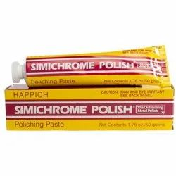 Happich Simichrome Polish, Packaging Size: 50 G, Packaging Type: Tubes