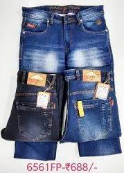 Hanex Premium Knitted Denim Jeans