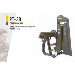 PT-30 Camber Curl Machine