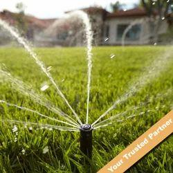 Popup Sprinkler System