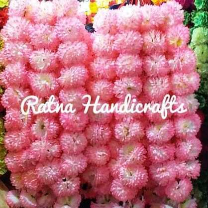 Fluffy Artificial Flower Ball Look Garlands At Rs 200 Piece Sadar