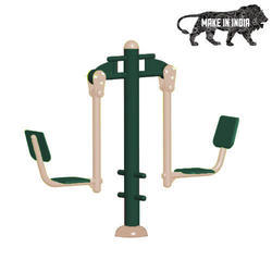 Heavy Duty Outdoor Gym Leg Press Machine