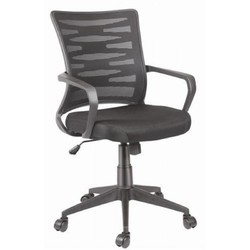 Mesh Chair with Ziz Zag