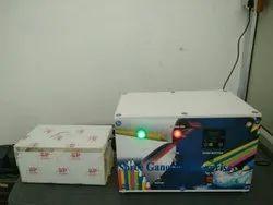 Polymer Velvet Pencil Making Machine, Packaging Type: Box, 220V