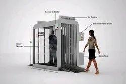 U F Chemical Disinfection Tunnel /Cabin /Sanitation Chamber