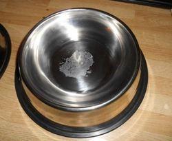 Dog Bowl Rubber Gasket