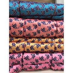 Printed Heavy Dupioni Fabric
