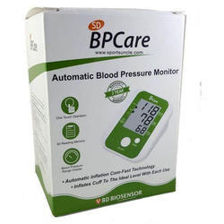 Automatic Blood Pressure Monitoring Machine