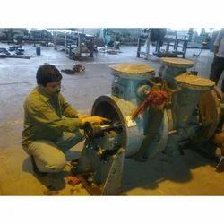 Reciprocating Compressor Repairing Service
