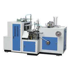 PP and HIPS Disposable Glass Making Machine