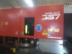 Fully-Automatic AMADA CNC Turret Punching Machine
