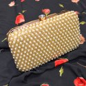 Beaded Bridal Clutch For Women
