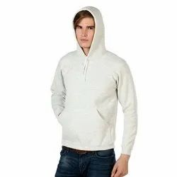 BMC Full Sleeves Mens Cotton Polyester Hooded T Shirt