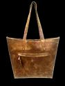 Crunch Leather Tote Shoulder