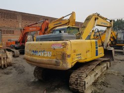 Used Spare Parts Of Excavator Komatsu PC-200